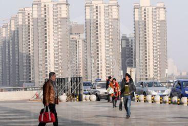 Xi'an Street life