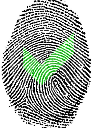 Fingerprint - Check