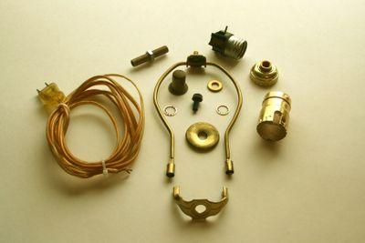 lamp kit parts