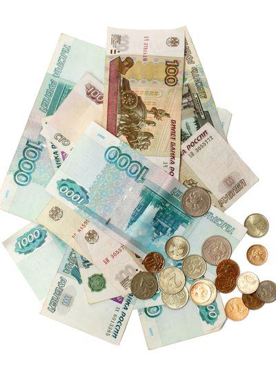 russian money