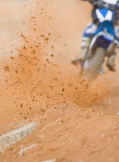 Motocross Roost
