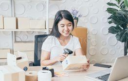 Start up small business entrepreneur SME or freelance...