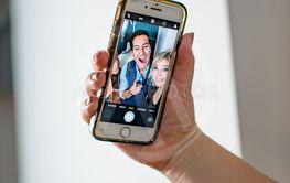 Selfie, Nyårsafton