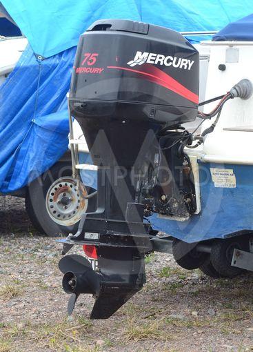 Mercury båtmotor