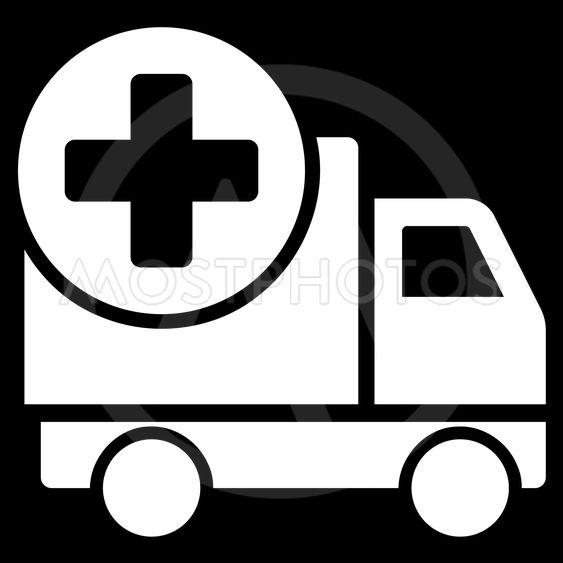 Medical Delivery Icon