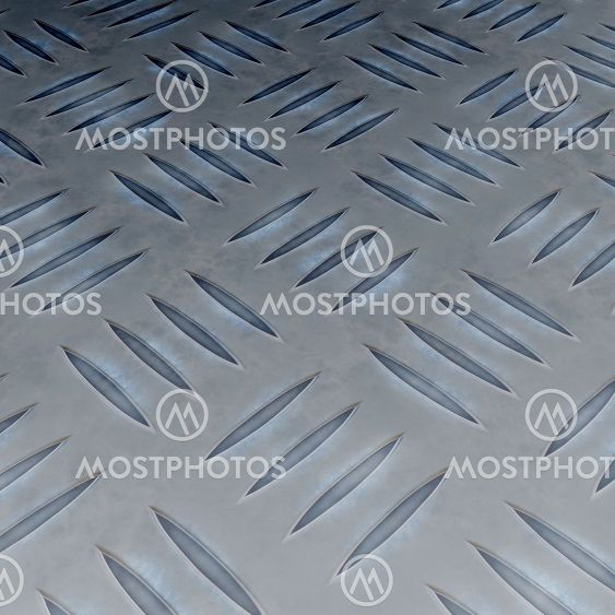 Realistiska Diamond Plate