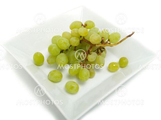Viinirypäleiden Bowl