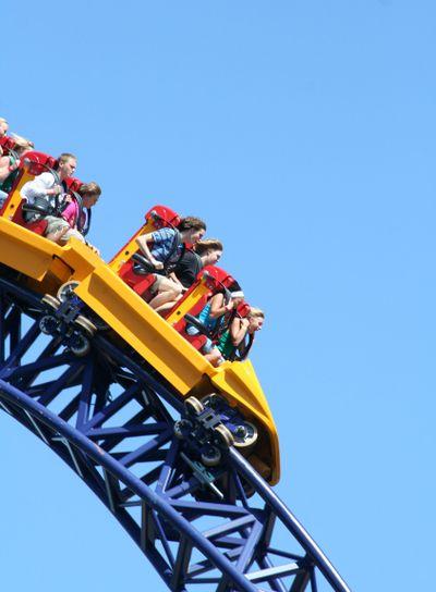 Rollercoaster Kanonen