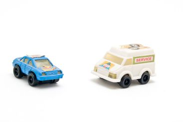 rescue truck and car toys