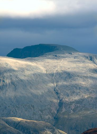 nevis from mallaig road