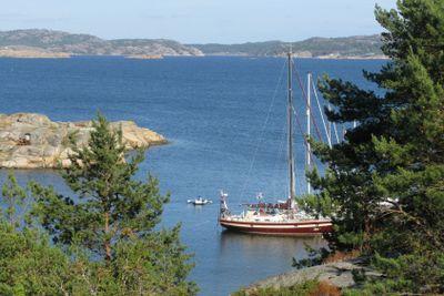 Sailing in Bohuslän