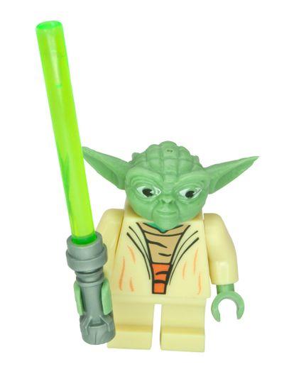 Yoda Lego Compatible Minifigure