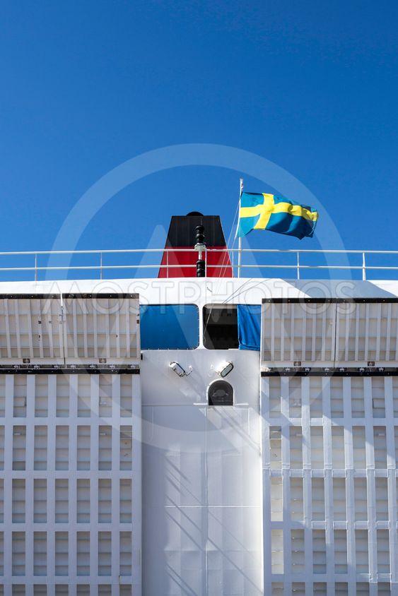 Svensk färja
