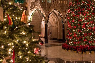 Christmas Rotunda