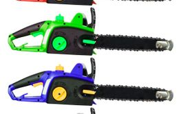 Chainsaw Set Isolated