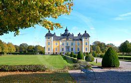 Höst vid Strömsholm slott