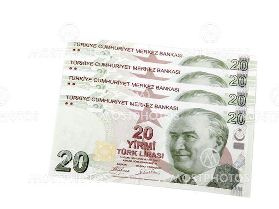 Turkish money 1