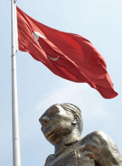 Ataturk peace monument