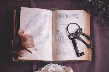 Old storybook