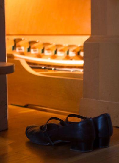 Organ Shoes - Colour