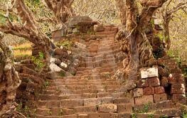 Vat Phou or Wat Phu e in Champasak, Southern Laos
