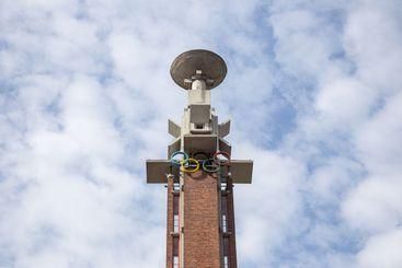 Marathon tower