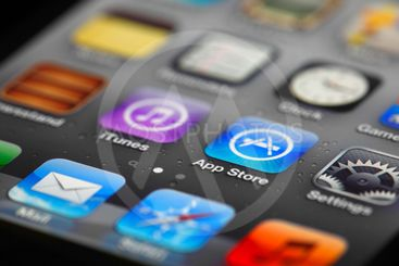 iPhone apps and app store