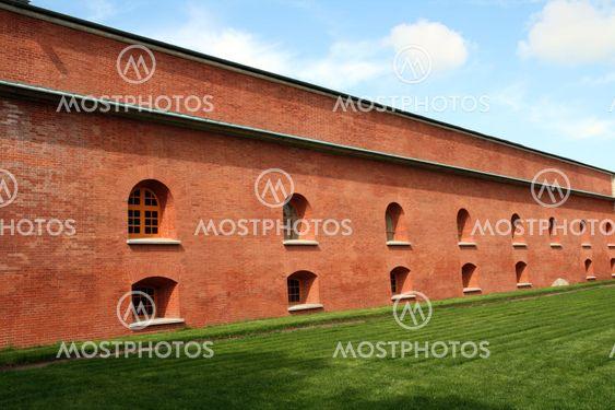 väggen i fängelserna