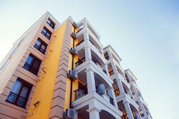orange residential complex