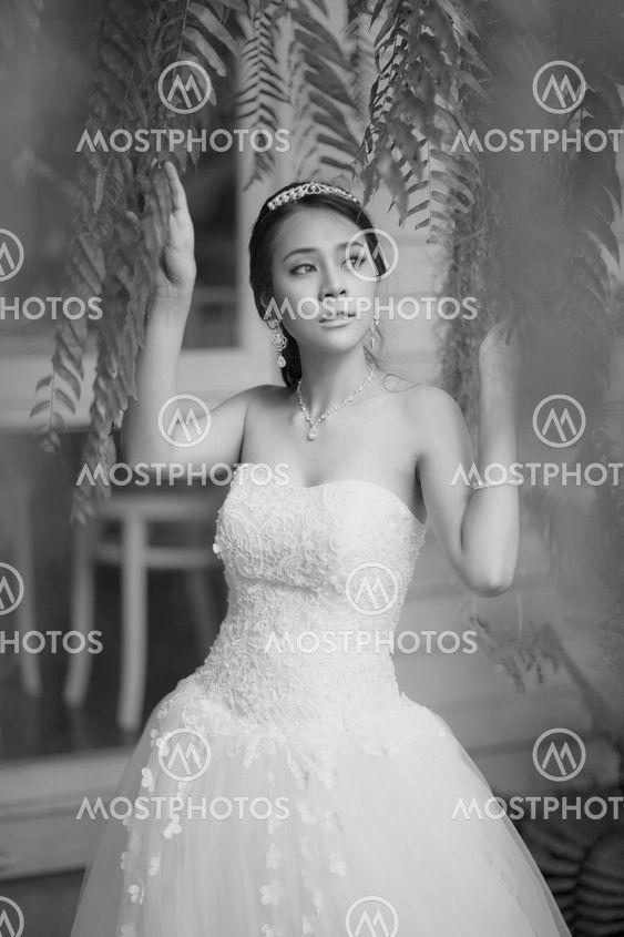 Asia woman princess