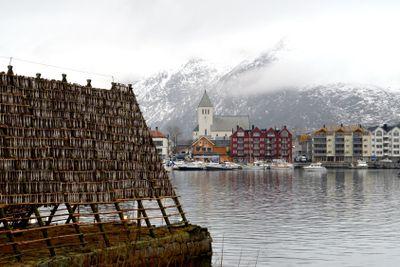 Svolvaer, Lofoten