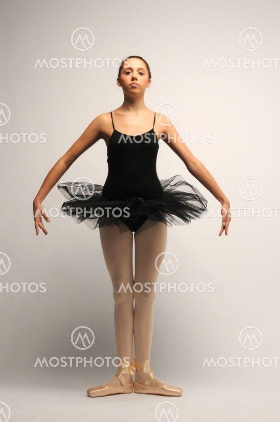 Balettdansös Svensk