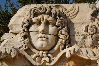 Medusa Ephesus, Turkey
