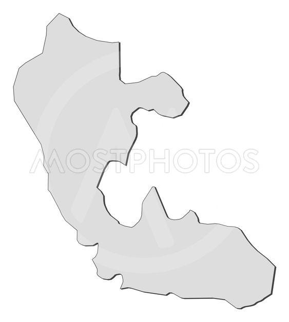 Map - Risaralda (Colombia)