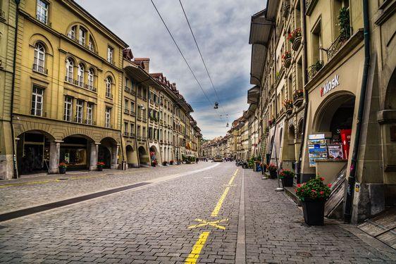 Central Bern, Switzerland