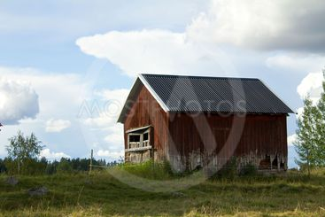 Rickety Old Shed