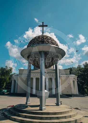 Metropolitan Cathedral Nativity of the Lord in Chisinau