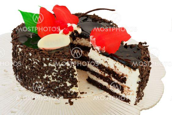 Suklaa kakku