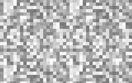 Grayscale pixels noise mosaic seamless pattern