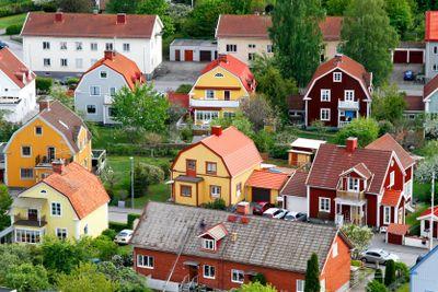 Örebro villaområde på norr 3