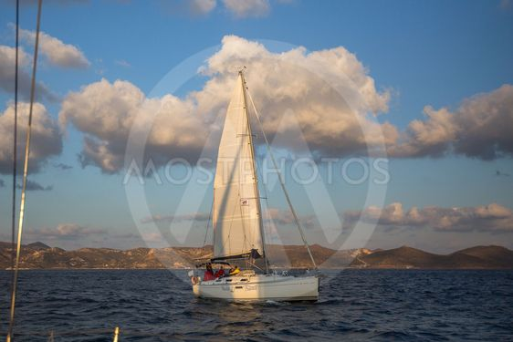 Sailing regatta 16th Ellada Autumn 2016 among Greek...