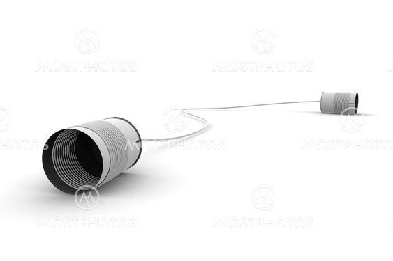 Tin phone communication