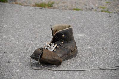 Gammal sko
