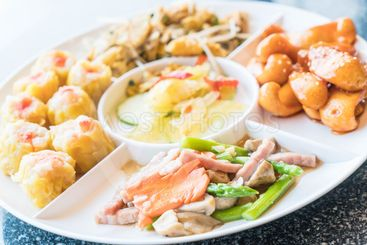 Chinese Orderve - chinese food style