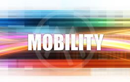 Mobility Corporate Concept