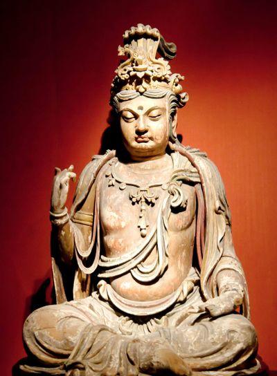 Chinese ancient Buddhist Sculpture