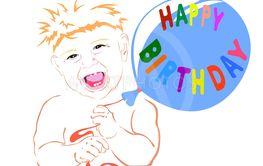 Heppy Birthday