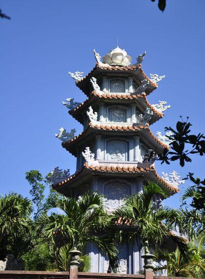 Marble Mountains Pagoda