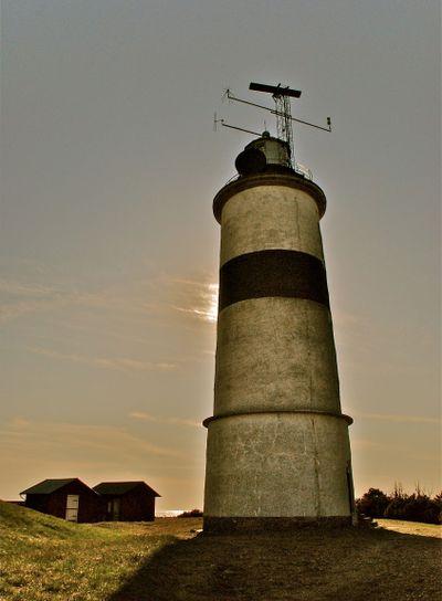 Morups Tånge Lighthouse
