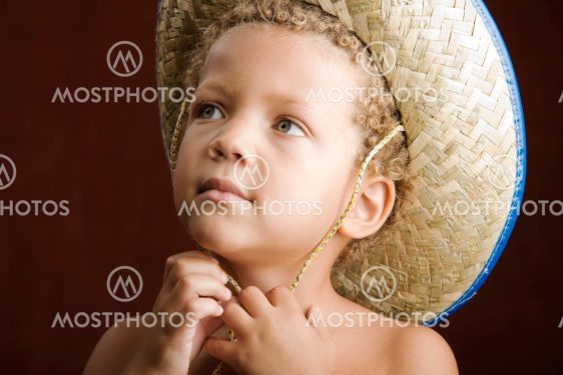 Olki-Hat Little Boy